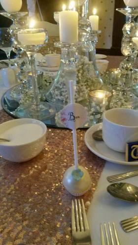 chocolate wedding favour