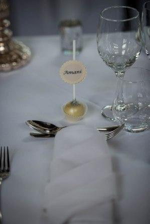 pearl wedding favour