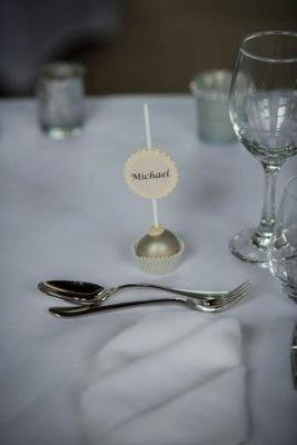 chocolate wedding favour