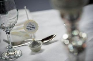 edible wedding place name