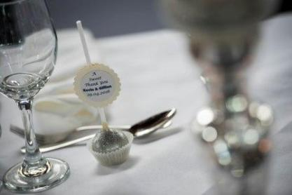 edible wedding place name